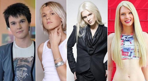 Певцы украины транссексуалы