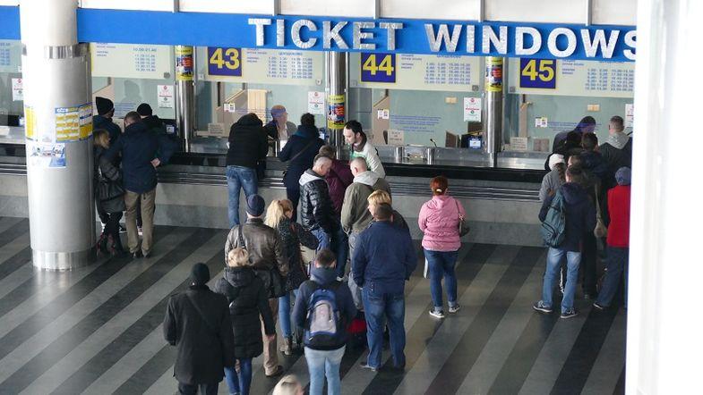 Укрзализныця сообщила  омасштабном сбое всистеме продажи билетов