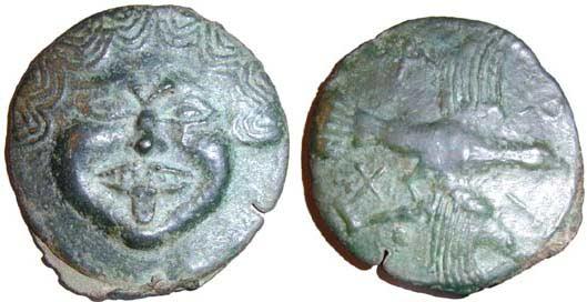 Борисфен монета цена.