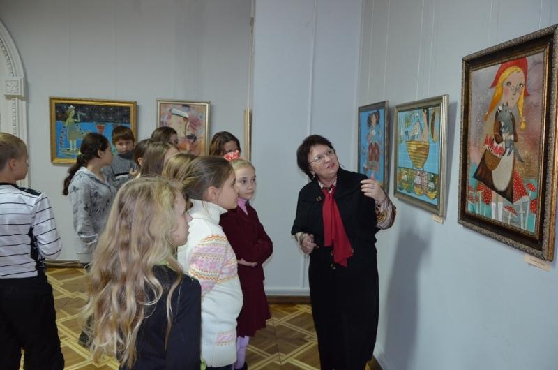 Выставки 17 декабря