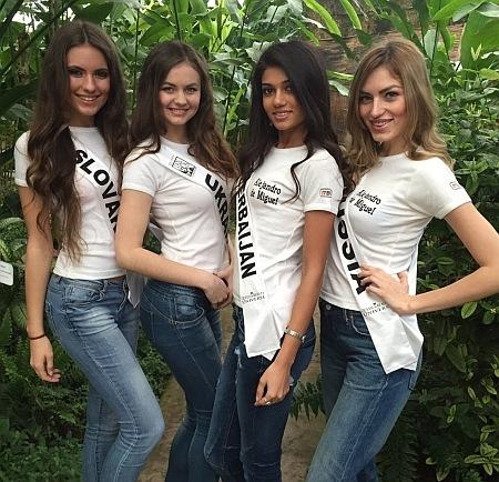 фото девушек испанских девушек