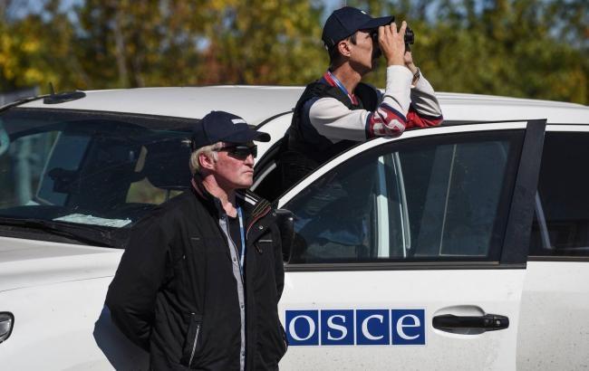 ОБСЕ отмечает активизацию боевых действий в районе донецкого аэропорта