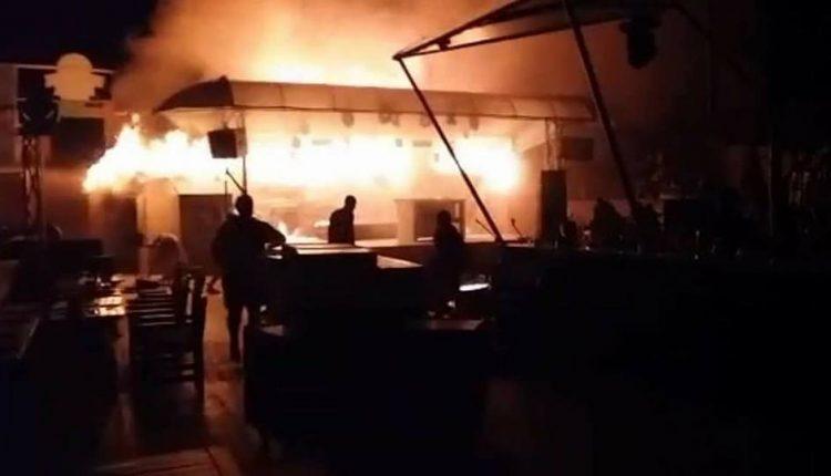 Ночной клуб горит на кировке ночной клуб