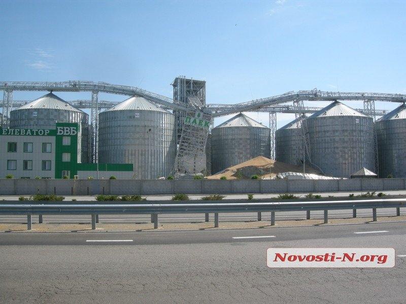 Элеваторы в николаевской области сортировка на конвейере