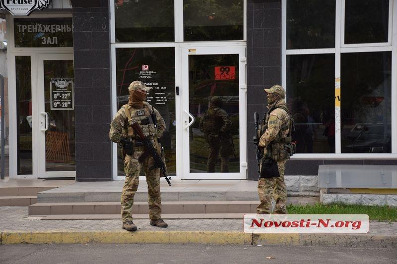 ВНиколаеве задержаны члены ОПГ воглаве с«Мультиком»— Луценко