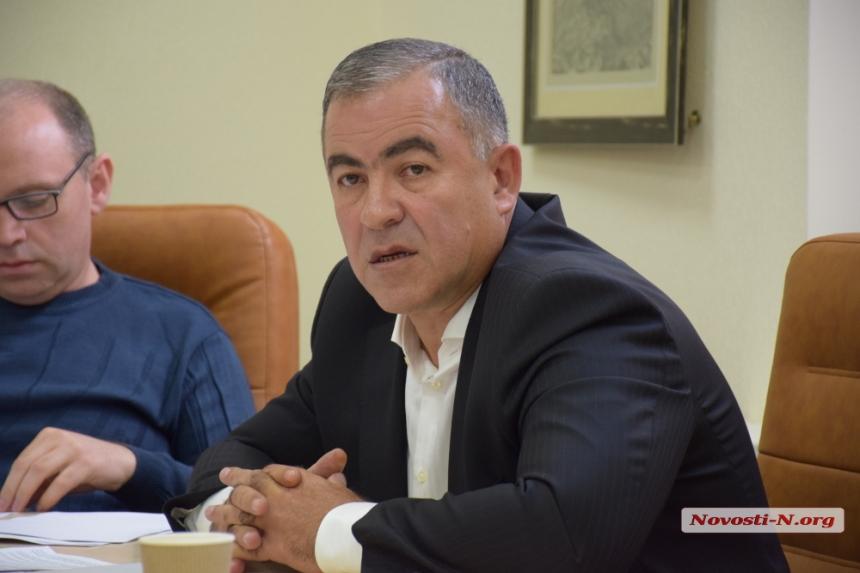 «Наш Край» раскритиковал отчет главы города  Николаева Сенкевича