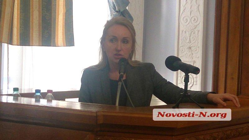 Нового начальника Николаевского городского управления образования выберут наконкурсе