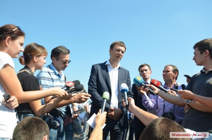 Украинский министр поведал оявлении ему духа Бандеры