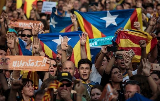 Испания должна решить каталонский вопрос вконституционном порядке,— НАТО