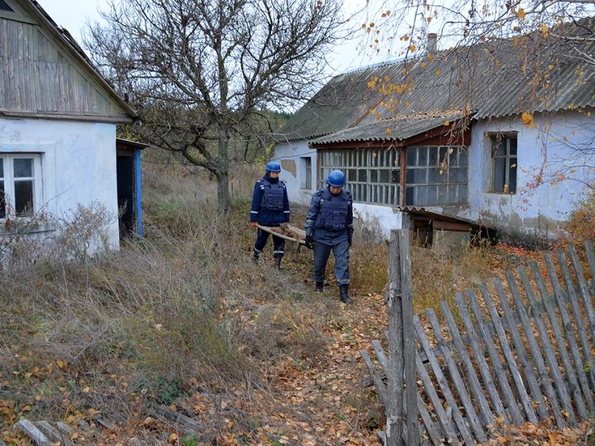 Вселе наНиколаевщине отыскали иуничтожили неменее 60 авиабомб