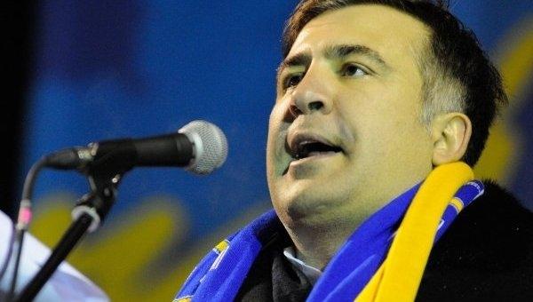 Саакашвили призвал украинцев прийти на«Марш заимпичмент» 10декабря