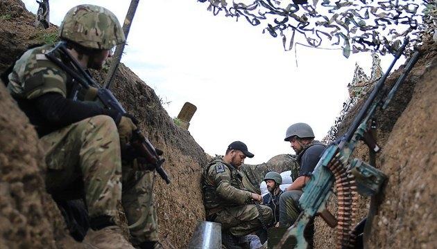 Завчерашний день взоне АТО умер один украинский военный