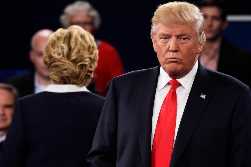 ВСША потребовали отставки Трампа из-за скандала ссексуальными домогательствами