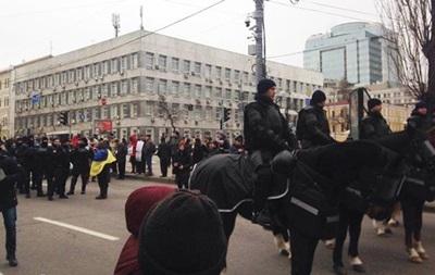 Впартии Саакашвили сообщили, что политик объявил «мораторий» намарши имитинги