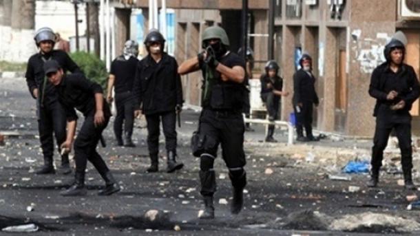 Семеро египетских военных были убиты при нападении террористов