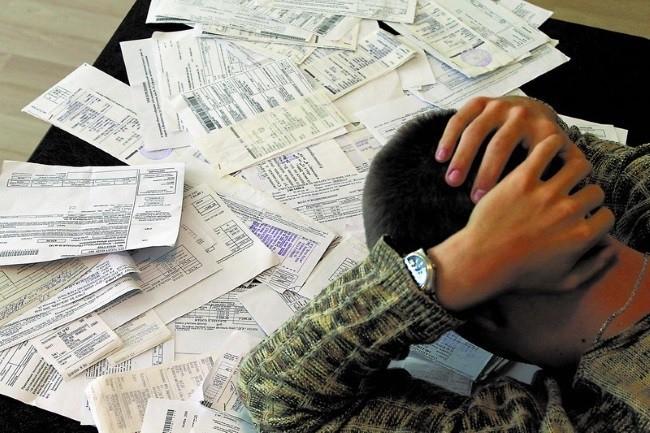 Задолженность населения Украины зажилкомуслуги вконце осени возросла на8,8%