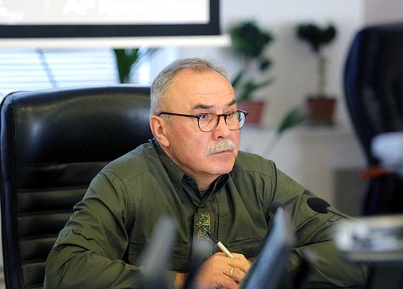 Первый заместитель министра внутренних дел Украины Сергей Яровой