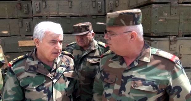 Асад назначил нового министра обороны