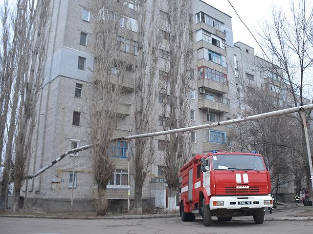 Утром 1января вНиколаеве из-за пожара погибли молодые супруги