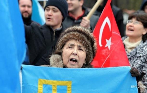 ВСимферополе русские силовики провели новые обыски укрымских татар