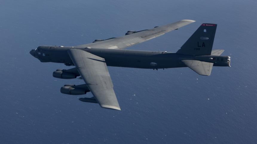Наавиабазы Великобритании переброшены три бомбардировщика США