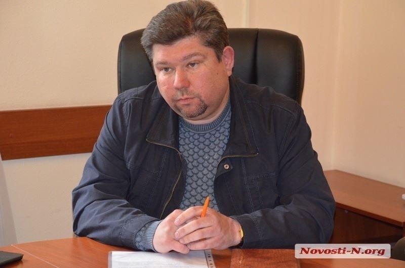 Директор «Николаевэлектротранса» Лисовский уволился, вместо него назна