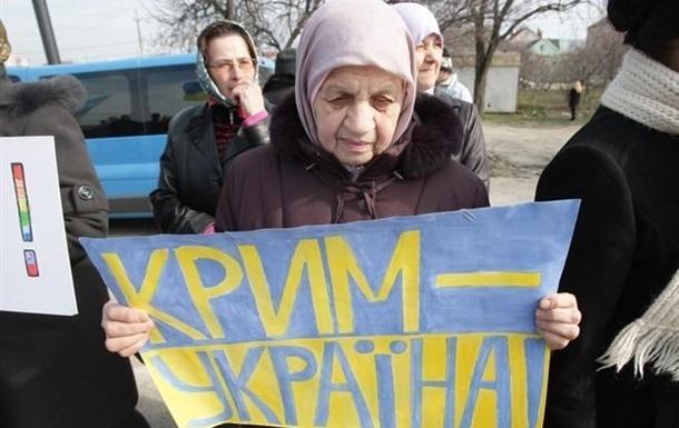 Генпрокуратура вКрыму вызывает для проверки участников Украинского культурного центра