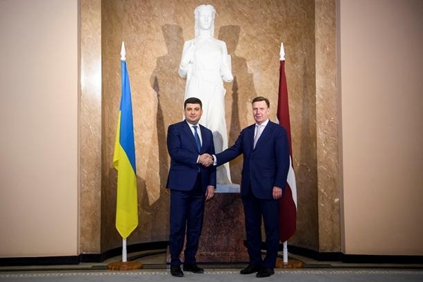 Взаимная торговля между Украинским государством иЛатвией увеличилась на27%