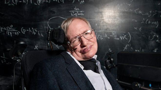 Хокинг рассказал, что было до образования Вселенной