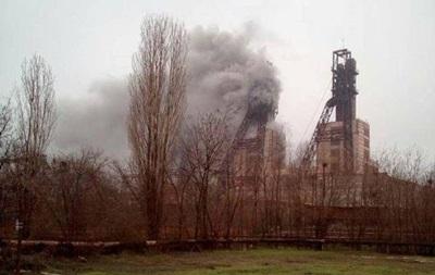 ВЗапорожской области нашахте произошел пожар, пострадали 6 горняков
