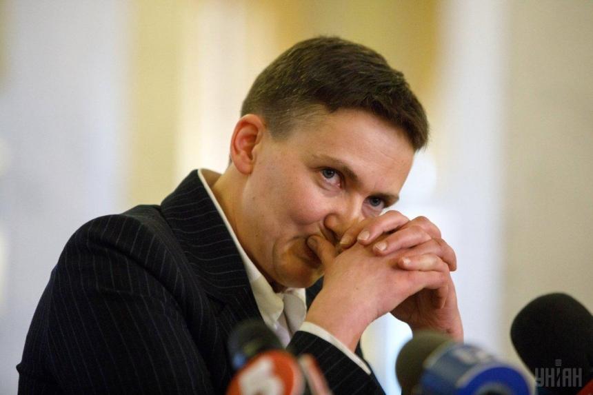 Суд взял Савченко под стражу на59 суток без права назалог