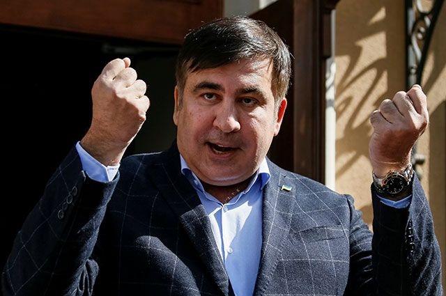 Саакашвили решил зарабатывать нажизнь чтением лекций