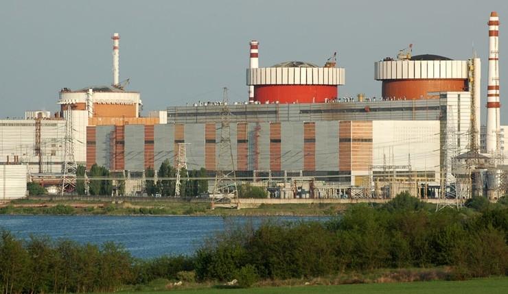 На ЮУАЭС на 3,5 месяца отключили третий энергоблок