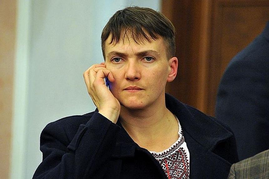 Савченко назвала сроки собственной голодовки вСИЗО