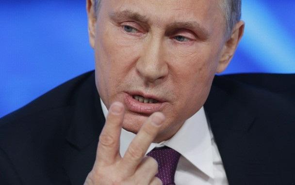 Действия США вСирии могут привести к«хаосу» в интернациональных отношениях— Путин