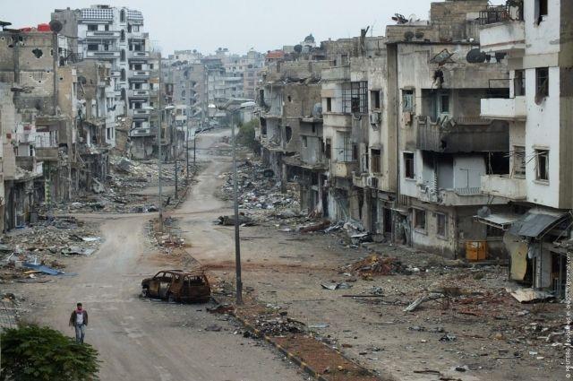 Совбез ООН неподдержал русский проект резолюции поСирии