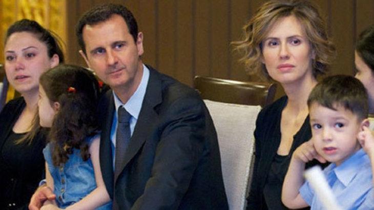 Дети Асада отдыхали вкрымском лагере Артек