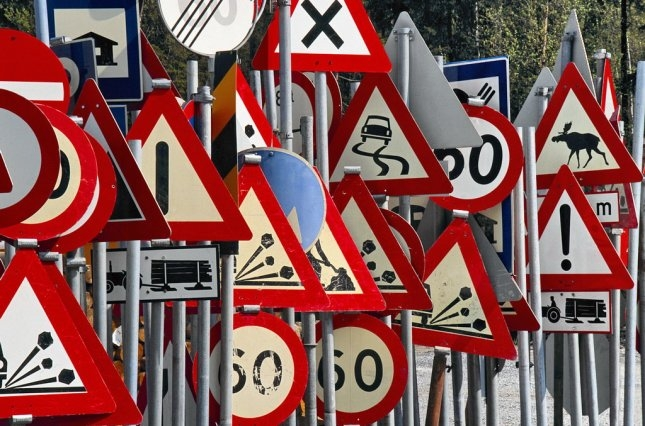Что еще изменят в правилах дорожного движения в Украине до 2020 года
