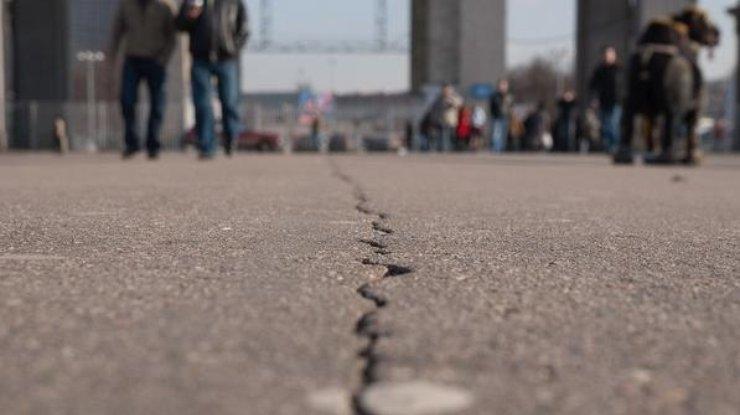 ВРумынии случилось  самое мощное в нынешнем году  землетрясение
