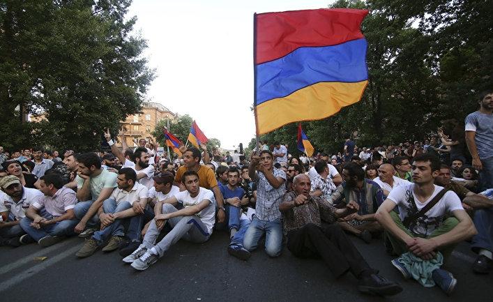 новости в армении сегодня убили левон