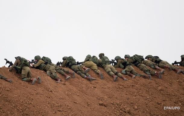 Три палестинца убиты при попытке пересечь израильскую границу