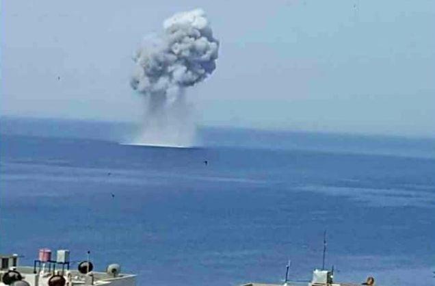 Урухнувшего вСирии Су-30 упала тяга мотора