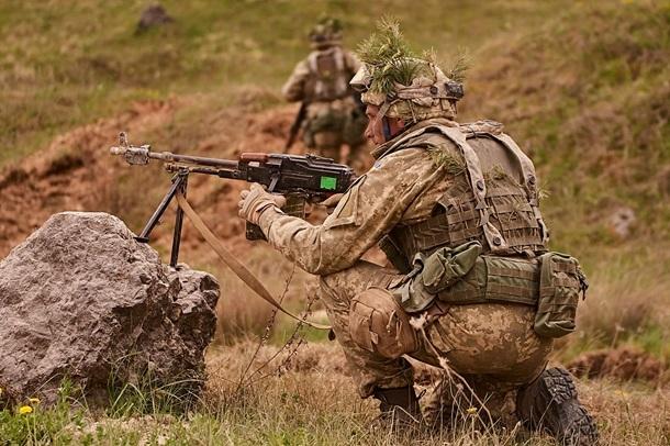 Петр Порошенко назвал действия украинской армии впроцессе учений вГермании «дерзкими»