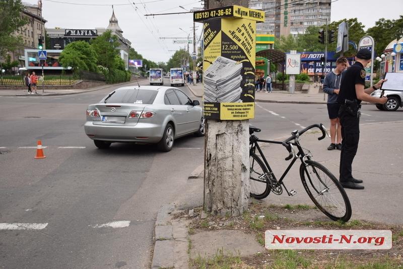 ВВолгограде нетрезвый шофёр «Мазды» протаранил «Камаз»