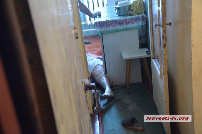 В Івано-Франківську, у згорілій кухні, знайшли обпалене тіло пенсіонерки. Причину смерті має встановити слідство