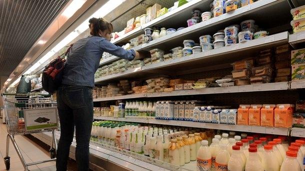 Эксперт рассказал, почему украинцы много тратят на еду