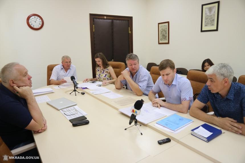 В Николаеве транспортная комиссия согласовала Программу развития комму
