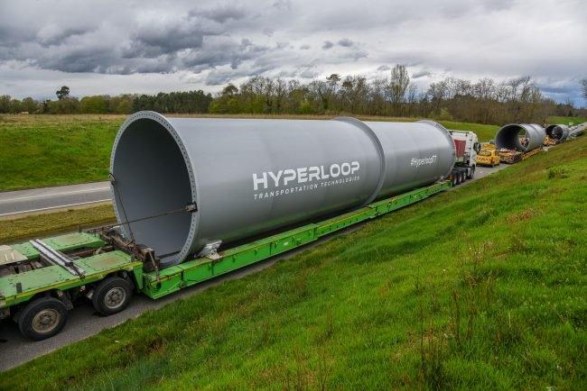Украина подписала меморандум о сотрудничестве с Hyperloop