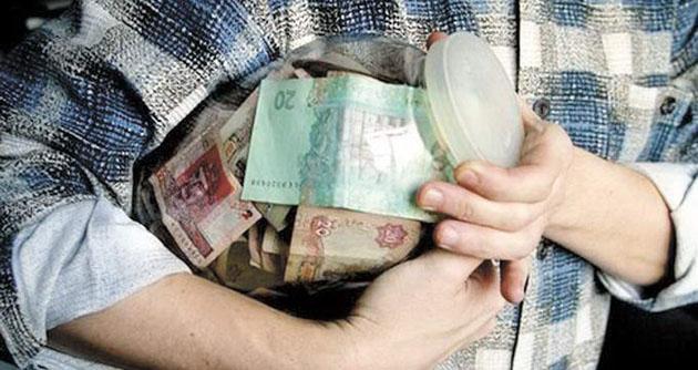 Сбережения украинцев уменьшились на22 млрд грн