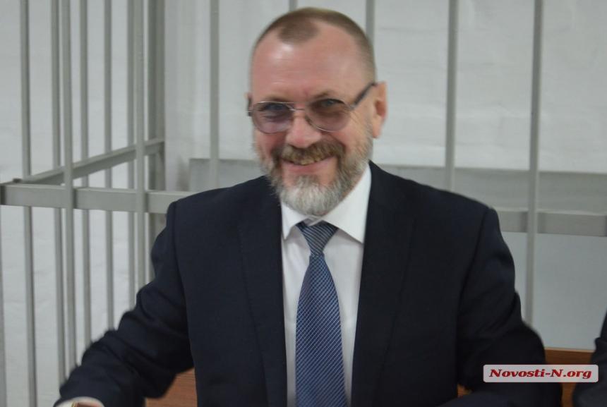 На заявление Дунаса об отсутствии рейдерства на Николаевщине Тимошин п